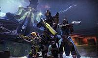 Creating Content to Drive Destiny's Investment Game: One Solution to Rule Them All © 2014 Shi Kai Wang, Natalya Tatarchuk, Bungie, Inc.