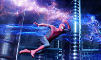 "Unmask the Secrets Behind  ""The Amazing Spider-Man 2"" © 2014 Jerome Chen, David Schaub, David Smith, Sony Pictures Imageworks"