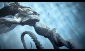 "SIGGRAPH 2013 : Dailies, ""The Octopus and The Geisha"""