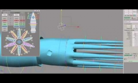 "SIGGRAPH 2013 : Dailies, ""Rigging for 'Deep Dance'"""